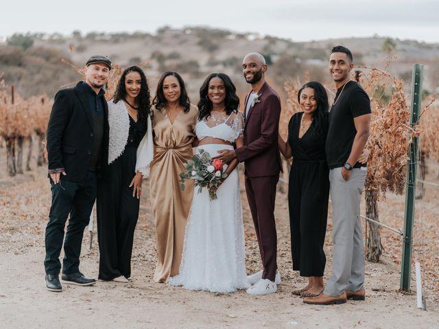 Calvin and Delena's Wedding in Paso Robles, California 43