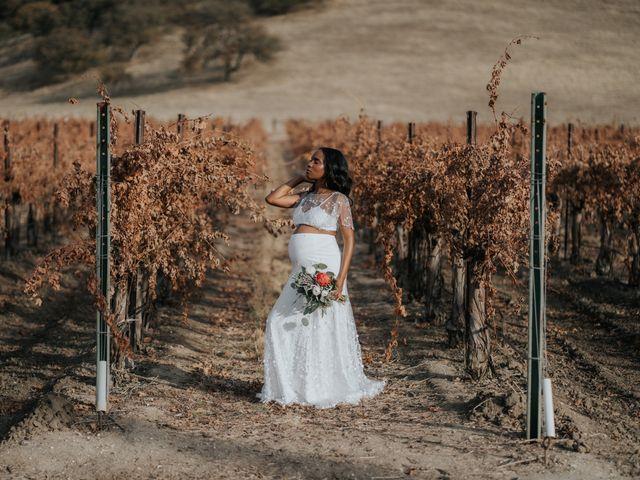 Calvin and Delena's Wedding in Paso Robles, California 44