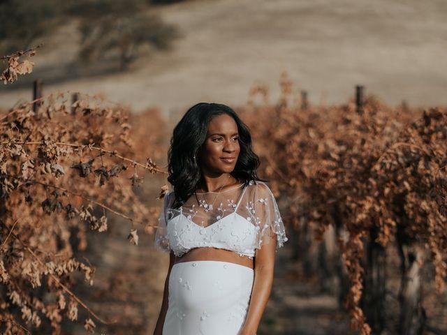Calvin and Delena's Wedding in Paso Robles, California 46