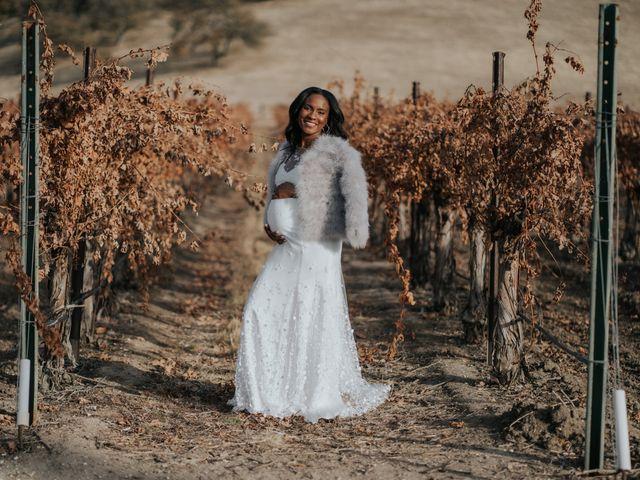 Calvin and Delena's Wedding in Paso Robles, California 47
