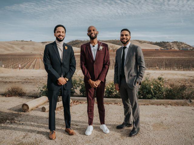 Calvin and Delena's Wedding in Paso Robles, California 48