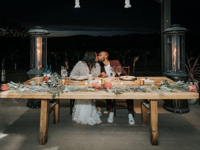 Calvin and Delena's Wedding in Paso Robles, California 53