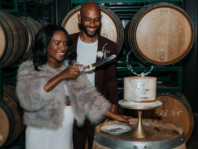 Calvin and Delena's Wedding in Paso Robles, California 57