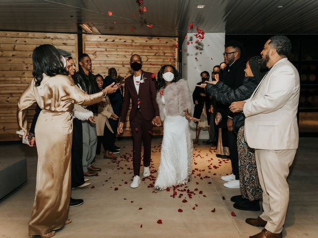 Calvin and Delena's Wedding in Paso Robles, California 58