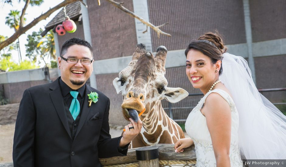 Candace and George's Wedding in Tucson, Arizona