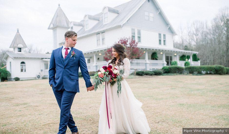 Brandon and Jenna's Wedding in Leeds, Alabama