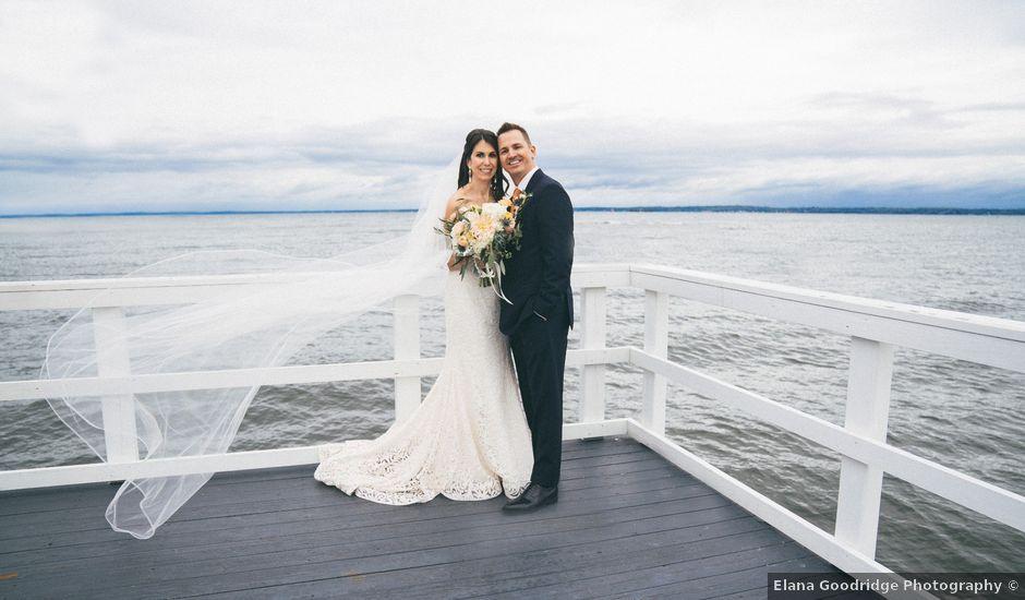 Daniel and Lauren's Wedding in Rye, New York