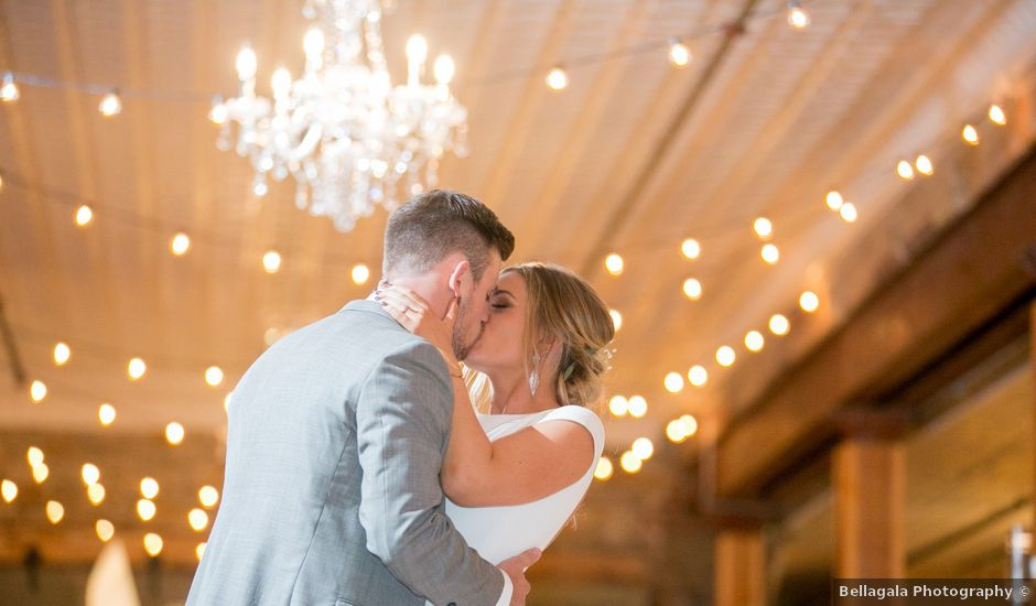Marty and Courtney's Wedding in Faribault, Minnesota