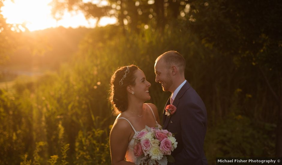 Johnathan and Marie's Wedding in Rochester, New York