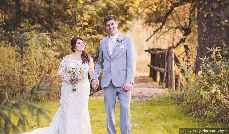 Nick and Kacey's Wedding in Sauk City, Wisconsin