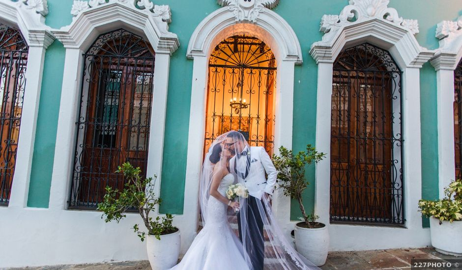 Eric and Ary's Wedding in San Juan, Puerto Rico