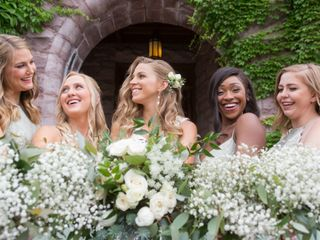 The wedding of Jill and Nat 2