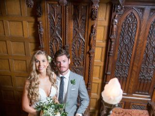 The wedding of Jill and Nat 3
