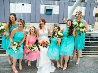 The wedding of Tara and Steven 2