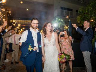 The wedding of Tara and Steven