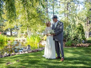The wedding of Duane and Dawn