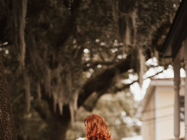 Preston and Ainsley's Wedding in Savannah, Georgia 15