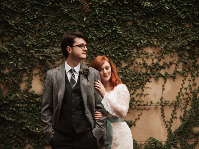 Preston and Ainsley's Wedding in Savannah, Georgia 19