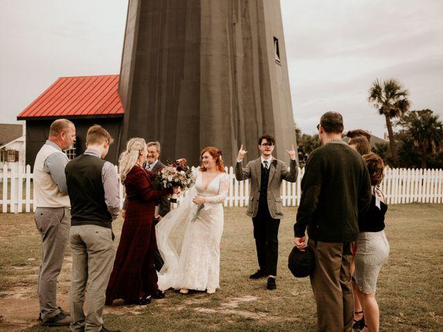 Preston and Ainsley's Wedding in Savannah, Georgia 27