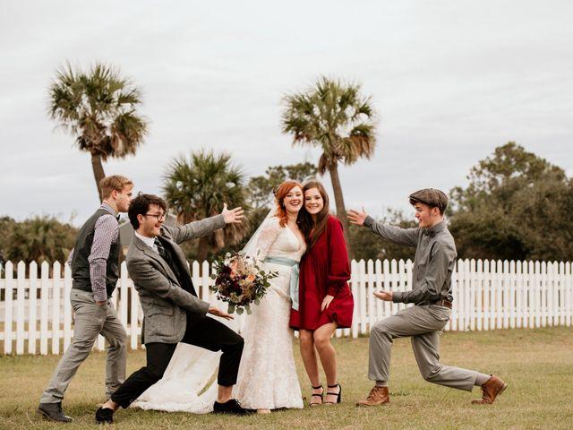 Preston and Ainsley's Wedding in Savannah, Georgia 28