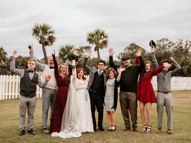 Preston and Ainsley's Wedding in Savannah, Georgia 29