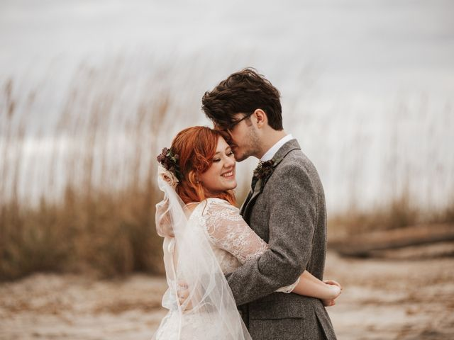 Preston and Ainsley's Wedding in Savannah, Georgia 39
