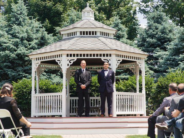 Joshua and Melissa's Wedding in Sycamore, Illinois 16