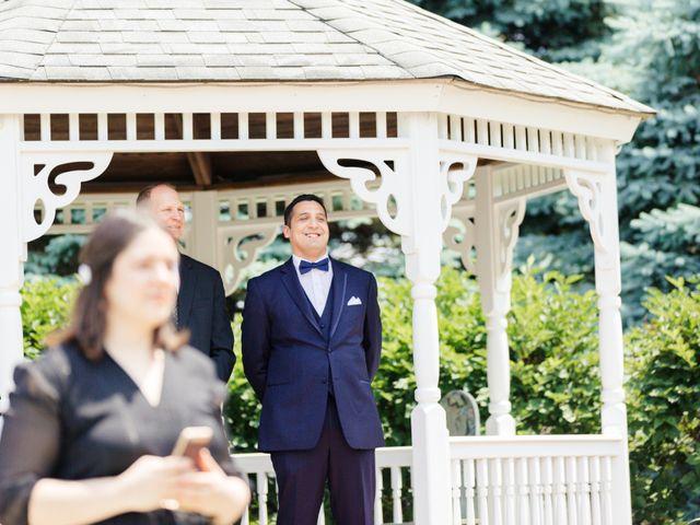 Joshua and Melissa's Wedding in Sycamore, Illinois 17