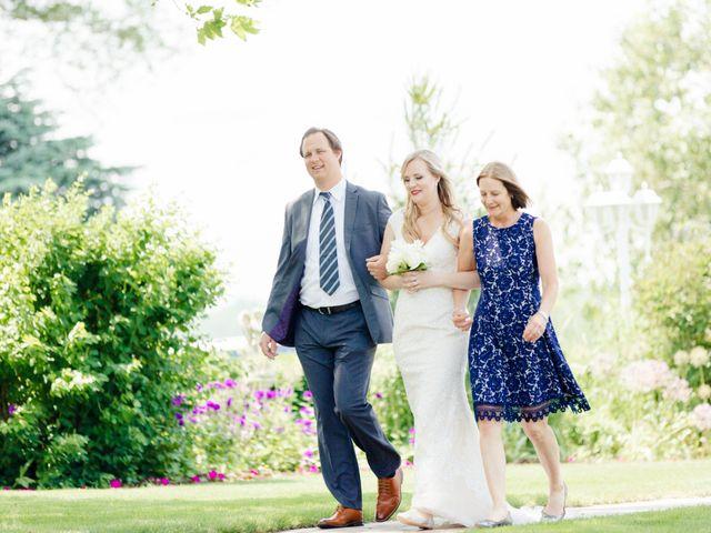 Joshua and Melissa's Wedding in Sycamore, Illinois 18