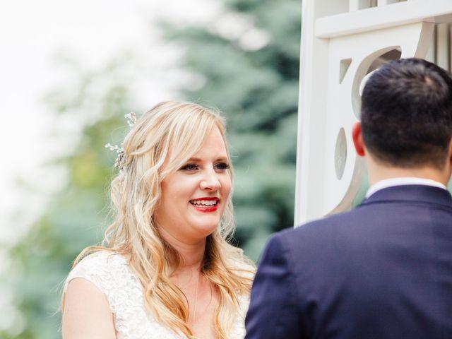 Joshua and Melissa's Wedding in Sycamore, Illinois 19