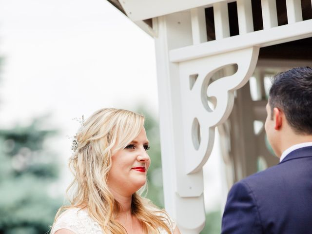 Joshua and Melissa's Wedding in Sycamore, Illinois 20