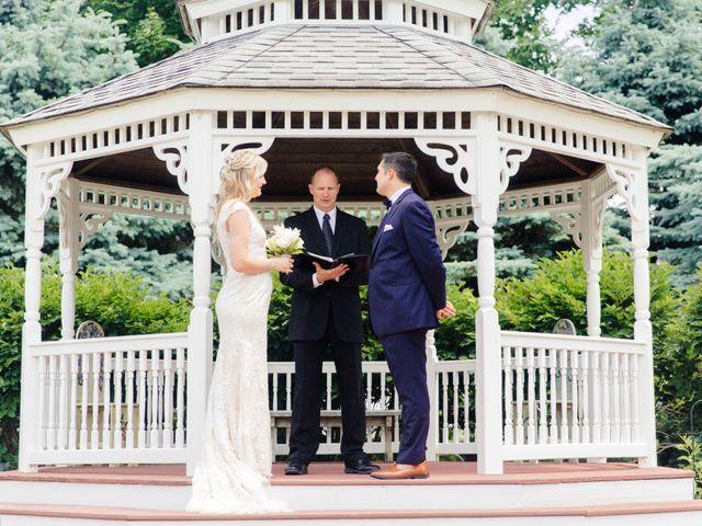 Joshua and Melissa's Wedding in Sycamore, Illinois 24
