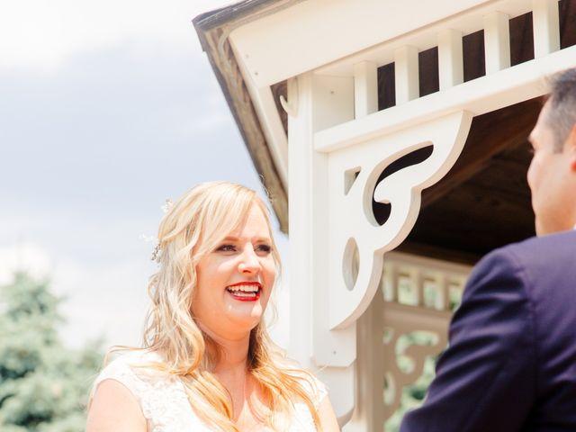 Joshua and Melissa's Wedding in Sycamore, Illinois 28