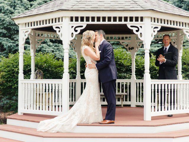Joshua and Melissa's Wedding in Sycamore, Illinois 29