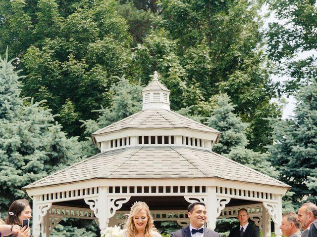 Joshua and Melissa's Wedding in Sycamore, Illinois 30