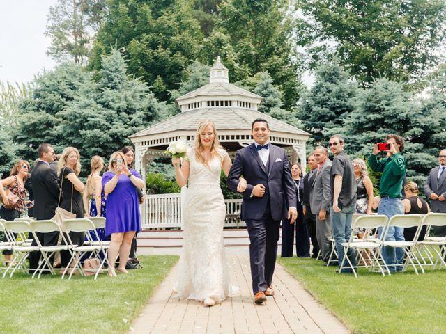 Joshua and Melissa's Wedding in Sycamore, Illinois 31
