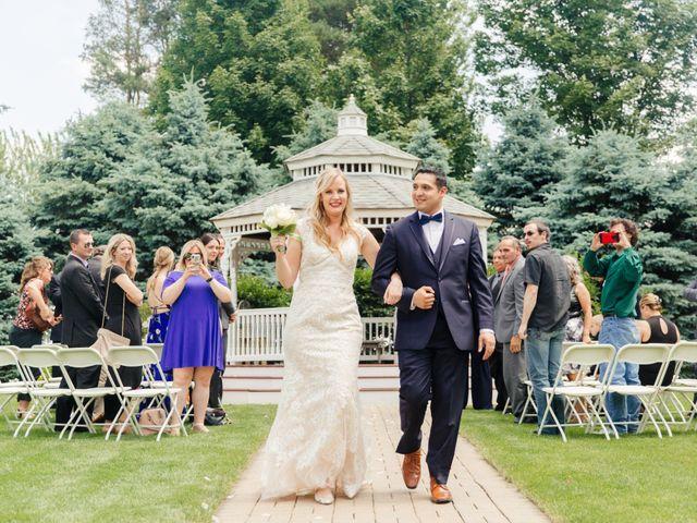 Joshua and Melissa's Wedding in Sycamore, Illinois 32