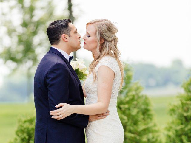Joshua and Melissa's Wedding in Sycamore, Illinois 33