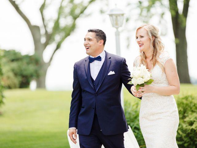 Joshua and Melissa's Wedding in Sycamore, Illinois 34