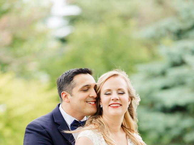 Joshua and Melissa's Wedding in Sycamore, Illinois 35