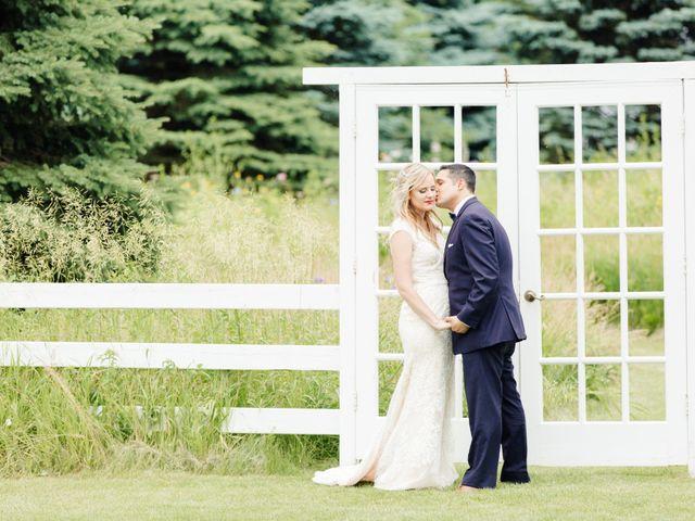 Joshua and Melissa's Wedding in Sycamore, Illinois 38