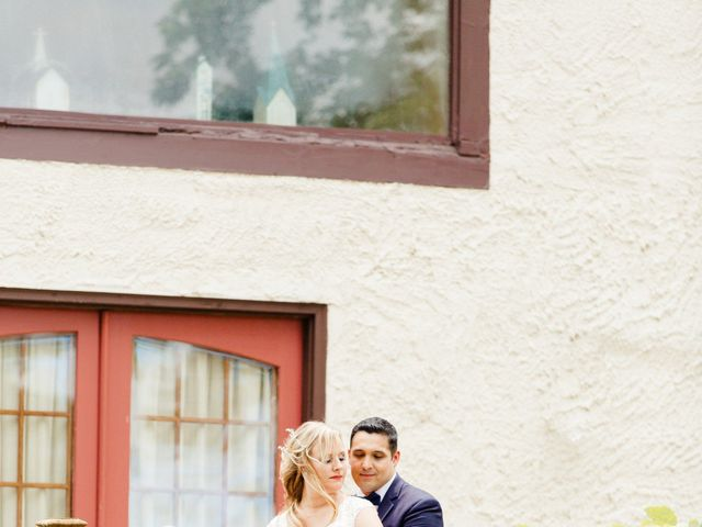 Joshua and Melissa's Wedding in Sycamore, Illinois 41