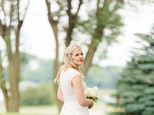Joshua and Melissa's Wedding in Sycamore, Illinois 43