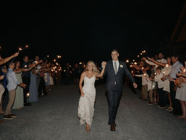 Britanie and Caleb's Wedding in Goode, Virginia 11