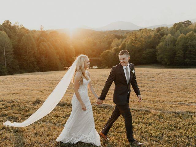 Britanie and Caleb's Wedding in Goode, Virginia 14