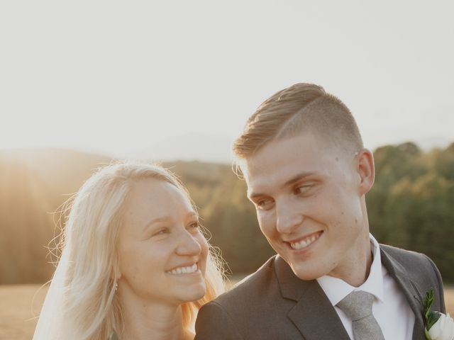Britanie and Caleb's Wedding in Goode, Virginia 20
