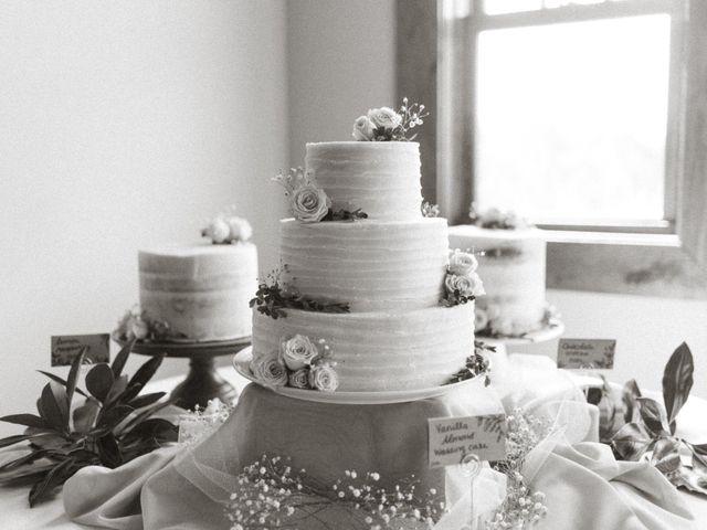 Britanie and Caleb's Wedding in Goode, Virginia 21
