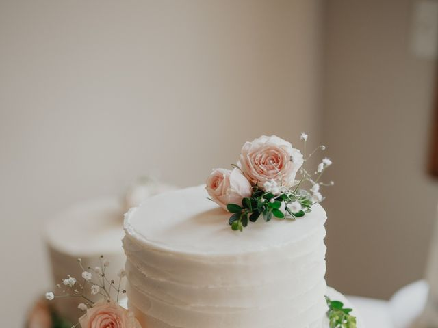 Britanie and Caleb's Wedding in Goode, Virginia 22