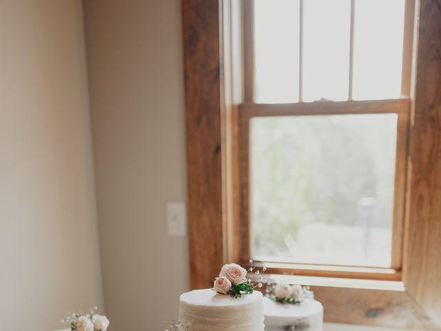Britanie and Caleb's Wedding in Goode, Virginia 23