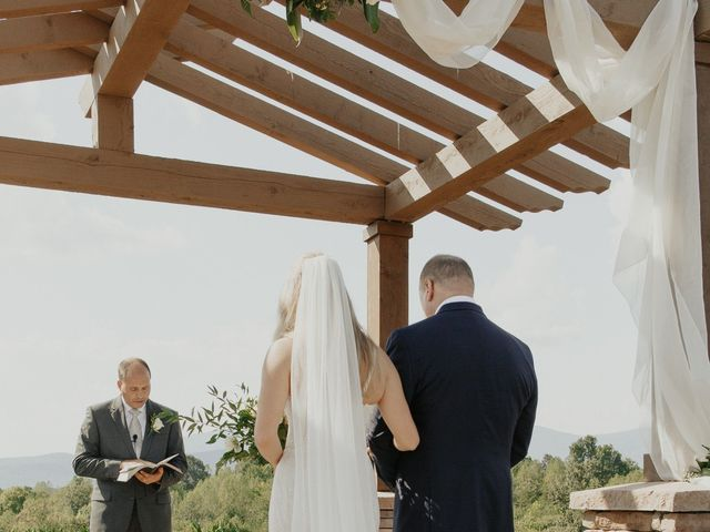 Britanie and Caleb's Wedding in Goode, Virginia 27